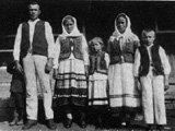 Руське населення на східному схилі Карпат