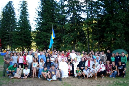 Духовні Карпати запросили молодь