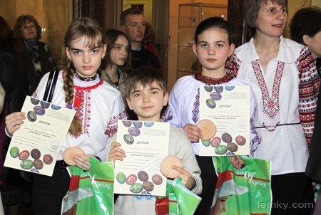 Веселка кольорів у древнім граді Львові