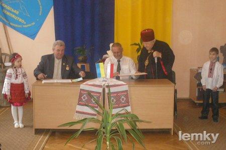 Підписано Угоду про міжрегіональну співпрацю