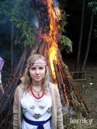 Перша Лемківська Ватра  на Полтавщині